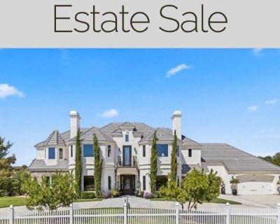 French Chateau Estate Sale