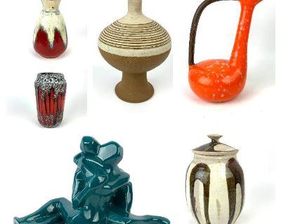 Vintage Art Pottery Sale