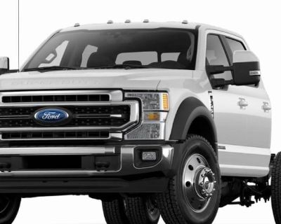 2020 Ford Super Duty F-550 Chassis Cab XLT