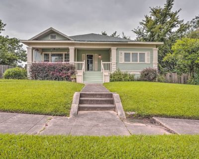 Shreveport Home w/ Shared Yard - 2 Mi to Downtown! - Highland Historic District