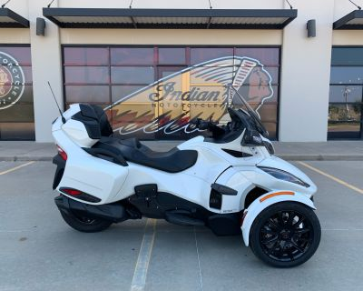 2018 Can-Am Spyder RT Limited 3 Wheel Motorcycle Norman, OK