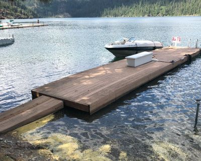 Dock in Bead Lake