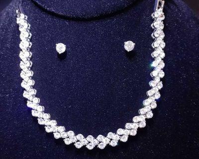 Earings Tennis Bracelet