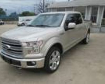 2017 Ford F-150 LIMITED SuperCrew 6.5-ft. Bed 4WD