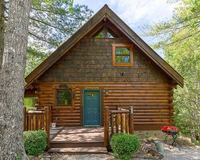 Nestled Inn: Secluded Cabin in the Mountains with Hot Tub, Fire Pit, and SEGA Gaming System! - Pigeon Forge