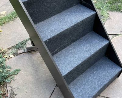 new dog stairs to your bed