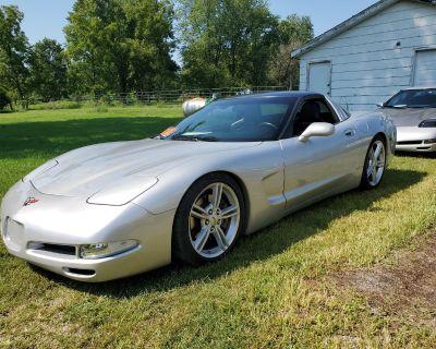 1997 procharged corvette