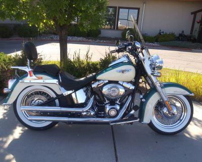 2009 Harley-Davidson Softail Deluxe Cruiser Loveland, CO