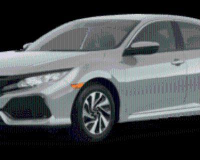 2019 Honda Civic LX Hatchback CVT