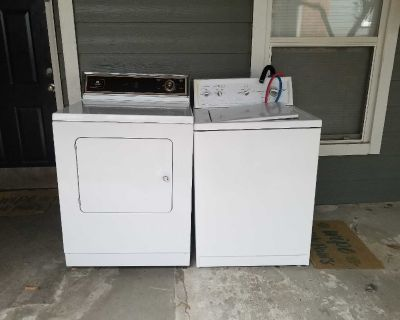 FREE!!!!! Used -- Washer & Dryer FREE!!!!!