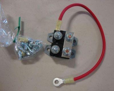 Big Dog Circuit Breaker Kit & Hdw Efi Vr 2008-10 Mastiff K-9 2007 Bulldog