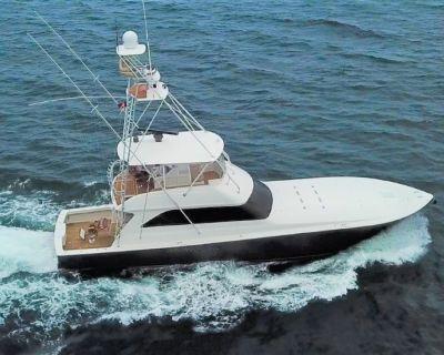 2003 Viking 61 Convertible