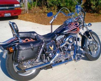 1978 Harley-Davidson� 74CI FXS LowRider