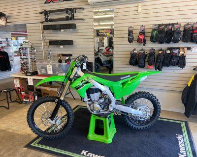2022 Kawasaki KX 450 Motocross Off Road Jamestown, NY