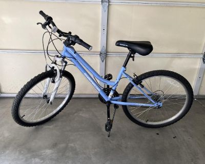 24 Roadmaster Girls Mountain Bike