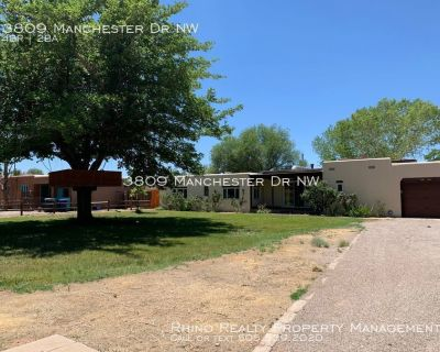 Amazing 4 Bedroom, 2 Bath Home In The North Valley! Available Now!
