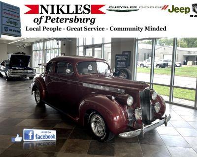 1939 Packard Deluxe 8