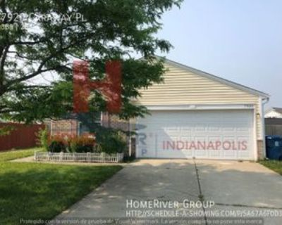 7920 Caraway Pl, Indianapolis, IN 46239 3 Bedroom House