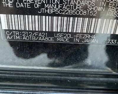Less then 10k on motor and 23k on trans Supercharged stage 2 2011 Lexus isf V8 5.0