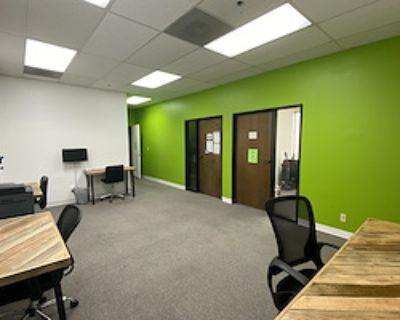 Open Desk for 1 at StageOne Creative Spaces: Milpitas