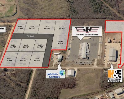 Old Shed Road Industrial Park Lots