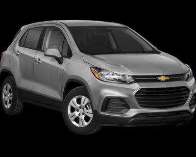 Pre-Owned 2018 Chevrolet Trax LS FWD 4D Sport Utility
