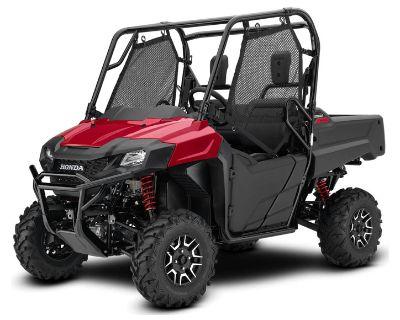 2021 Honda Pioneer 700 Deluxe Utility SxS Brockway, PA