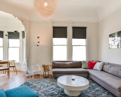 Newly Remodeled Victorian Beauty Two Bedroom In The Haight Ashbury - Buena Vista