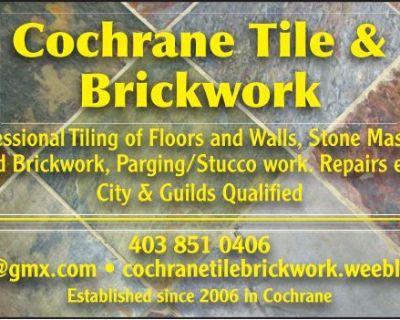 Cochrane Tile & Brickwork Pr...