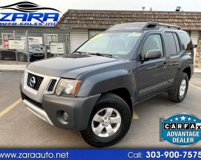 Used 2012 Nissan Xterra 4WD 4dr Auto S
