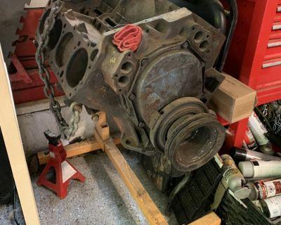 FS/FT mopar 440 engine