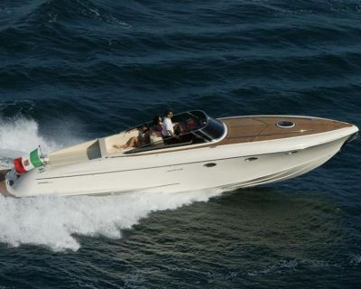 2001 40' Offshore Yachts Super Classic 40