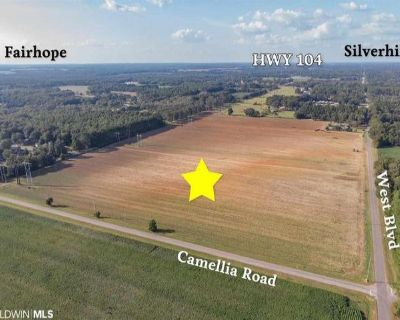 Plot For Sale In Silverhill, Alabama