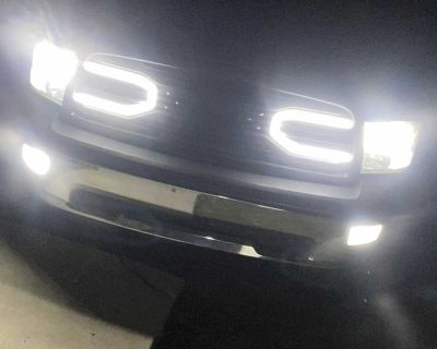 Led grill for Dodge Ram 2500,3500,4500 ONLY