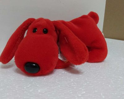 TY Original Beanie Babies Collection Rover 1996