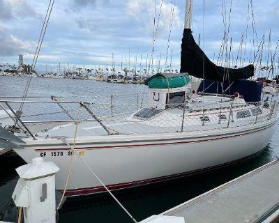 1991 Catalina 36