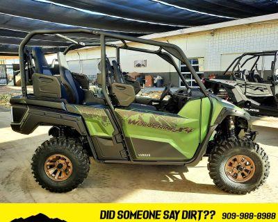 2021 Yamaha Wolverine X4 850 XT-R Utility Sport Ontario, CA