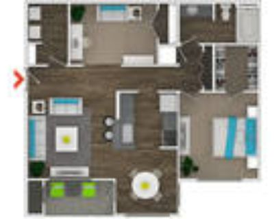 Monroe Place Apartments - 1 Bedroom w Office