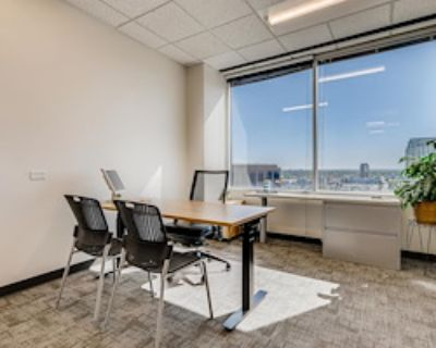 Private Office for 2 at Office Evolution - One Cherry Creek