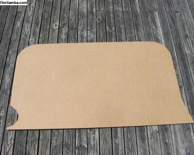 Luggage Area Panel - 55-63 w/ bench seat