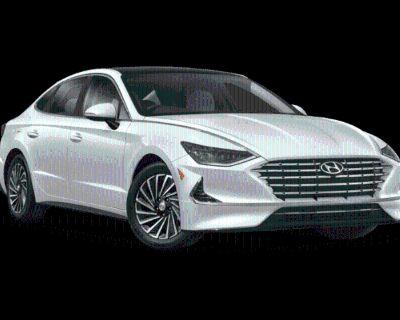 New 2022 Hyundai Sonata Hybrid Limited Front Wheel Drive 4dr Car