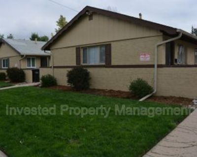 3538 N High St, Denver, CO 80205 1 Bedroom House