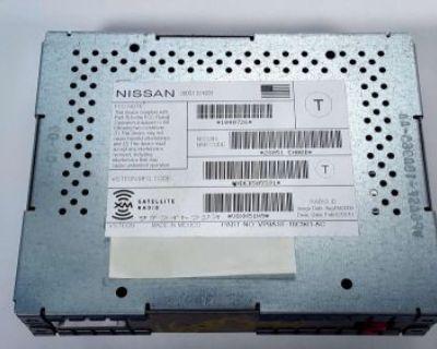 2010 Nissan Altima Xm Satellite Radio Control Module 28051eh00b