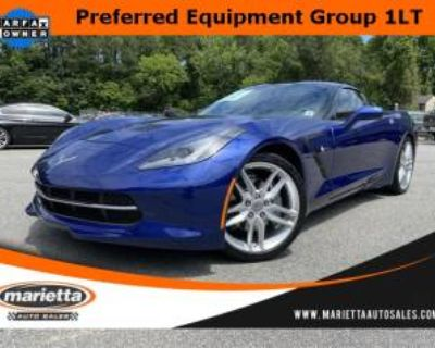 2019 Chevrolet Corvette Stingray 1LT Coupe
