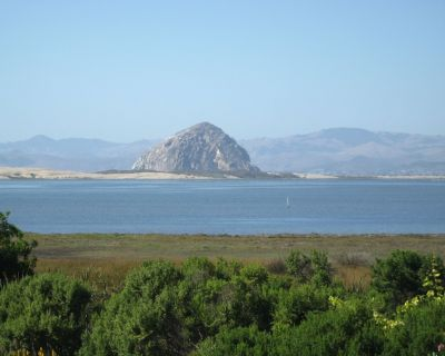 View by the bay Unspoiled Morro Bay Views - Baywood-Los Osos