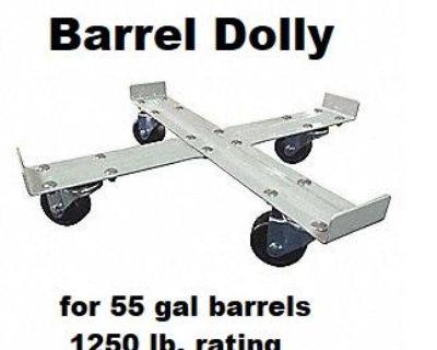 55 gallon BARREL DOLLY