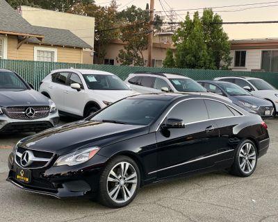 2014 Mercedes-Benz E350 Coupe