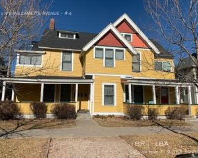 14 E Willamette Ave #4, Colorado Springs, CO 80903 1 Bedroom Apartment