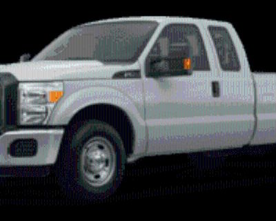 "2016 Ford Super Duty F-250 Lariat SuperCab 158"" RWD"