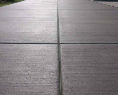 Concrete Services For All Of Your Needs - Patios, Walkways, Basements, Sideways
